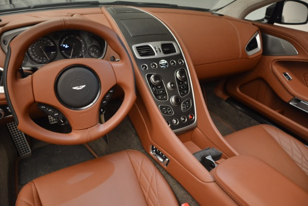 Used 2018 Aston Martin Vanquish S Convertible for sale Sold at Alfa Romeo of Greenwich in Greenwich CT 06830 20
