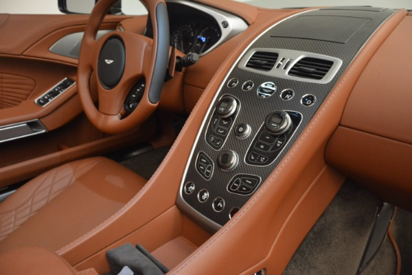 Used 2018 Aston Martin Vanquish S Convertible for sale Sold at Alfa Romeo of Greenwich in Greenwich CT 06830 24