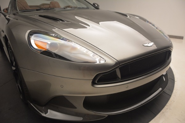 Used 2018 Aston Martin Vanquish S Convertible for sale Sold at Alfa Romeo of Greenwich in Greenwich CT 06830 28
