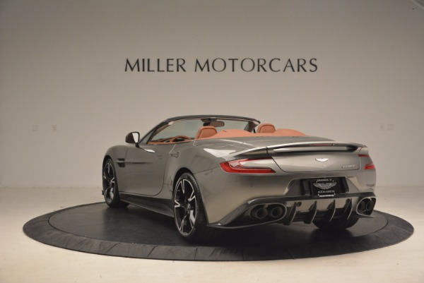 Used 2018 Aston Martin Vanquish S Convertible for sale Sold at Alfa Romeo of Greenwich in Greenwich CT 06830 5