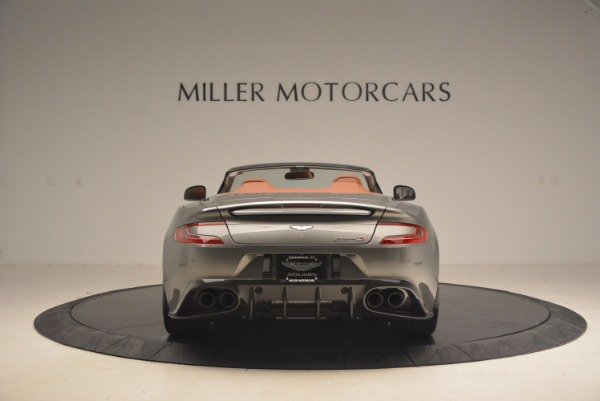 Used 2018 Aston Martin Vanquish S Convertible for sale Sold at Alfa Romeo of Greenwich in Greenwich CT 06830 6