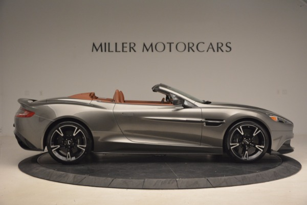 Used 2018 Aston Martin Vanquish S Convertible for sale Sold at Alfa Romeo of Greenwich in Greenwich CT 06830 9