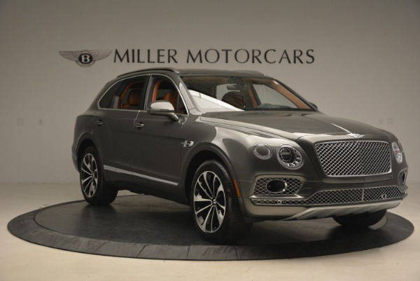 New 2018 Bentley Bentayga for sale Sold at Alfa Romeo of Greenwich in Greenwich CT 06830 11