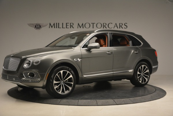 New 2018 Bentley Bentayga for sale Sold at Alfa Romeo of Greenwich in Greenwich CT 06830 2