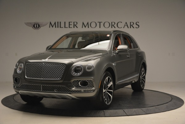 New 2018 Bentley Bentayga for sale Sold at Alfa Romeo of Greenwich in Greenwich CT 06830 1