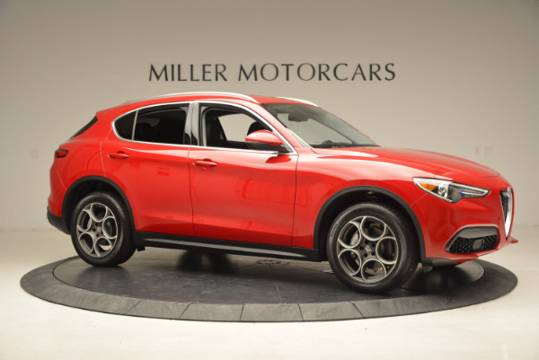 New 2018 Alfa Romeo Stelvio Q4 for sale Sold at Alfa Romeo of Greenwich in Greenwich CT 06830 10