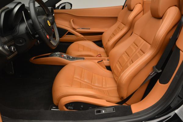 Used 2015 Ferrari 458 Spider for sale Sold at Alfa Romeo of Greenwich in Greenwich CT 06830 26