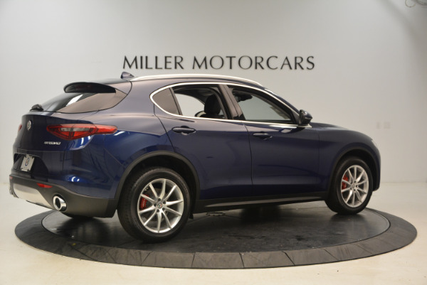 New 2018 Alfa Romeo Stelvio Ti Q4 for sale Sold at Alfa Romeo of Greenwich in Greenwich CT 06830 8