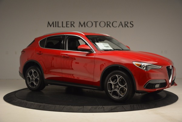 New 2018 Alfa Romeo Stelvio for sale Sold at Alfa Romeo of Greenwich in Greenwich CT 06830 10
