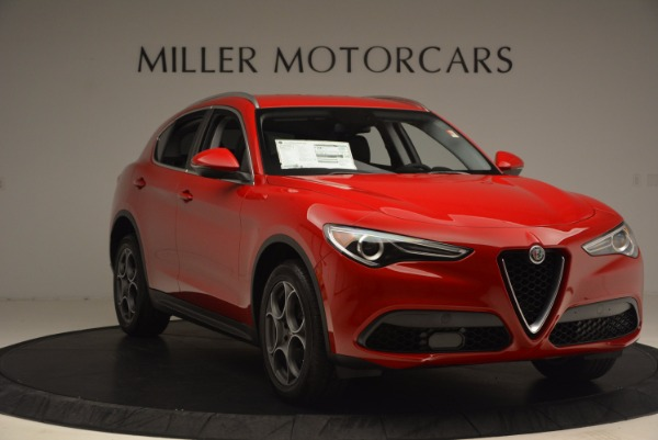 New 2018 Alfa Romeo Stelvio for sale Sold at Alfa Romeo of Greenwich in Greenwich CT 06830 11