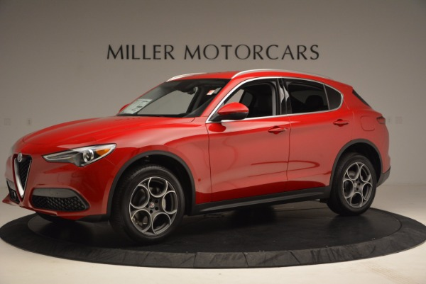 New 2018 Alfa Romeo Stelvio for sale Sold at Alfa Romeo of Greenwich in Greenwich CT 06830 2
