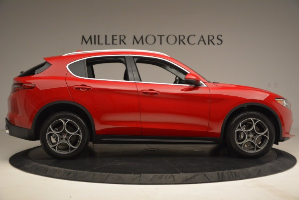 New 2018 Alfa Romeo Stelvio for sale Sold at Alfa Romeo of Greenwich in Greenwich CT 06830 9