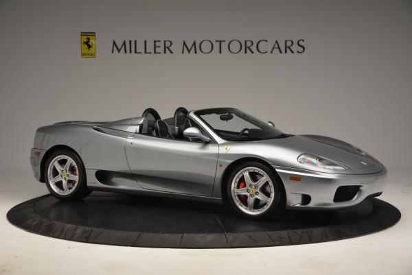 Used 2004 Ferrari 360 Spider 6-Speed Manual for sale Sold at Alfa Romeo of Greenwich in Greenwich CT 06830 10