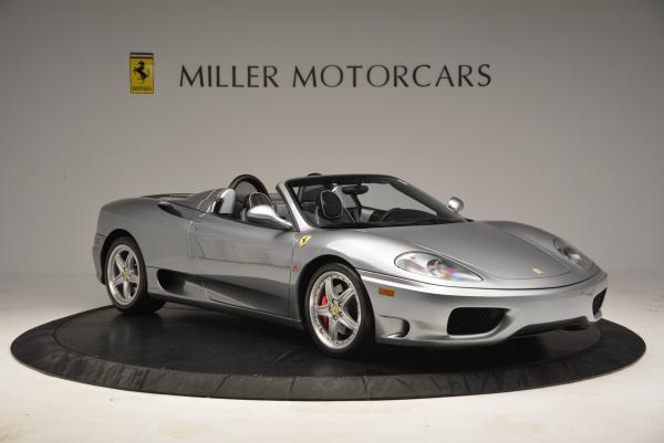 Used 2004 Ferrari 360 Spider 6-Speed Manual for sale Sold at Alfa Romeo of Greenwich in Greenwich CT 06830 11