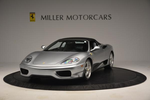 Used 2004 Ferrari 360 Spider 6-Speed Manual for sale Sold at Alfa Romeo of Greenwich in Greenwich CT 06830 13
