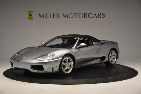 Used 2004 Ferrari 360 Spider 6-Speed Manual for sale Sold at Alfa Romeo of Greenwich in Greenwich CT 06830 14