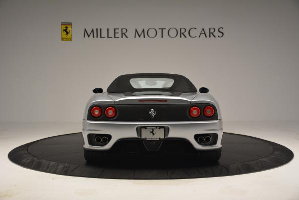 Used 2004 Ferrari 360 Spider 6-Speed Manual for sale Sold at Alfa Romeo of Greenwich in Greenwich CT 06830 18