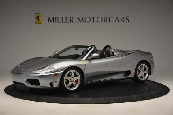 Used 2004 Ferrari 360 Spider 6-Speed Manual for sale Sold at Alfa Romeo of Greenwich in Greenwich CT 06830 2