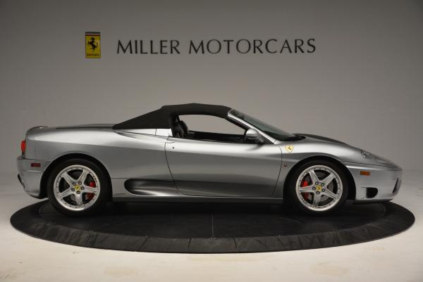 Used 2004 Ferrari 360 Spider 6-Speed Manual for sale Sold at Alfa Romeo of Greenwich in Greenwich CT 06830 21