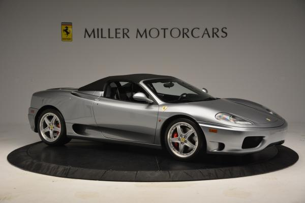 Used 2004 Ferrari 360 Spider 6-Speed Manual for sale Sold at Alfa Romeo of Greenwich in Greenwich CT 06830 22