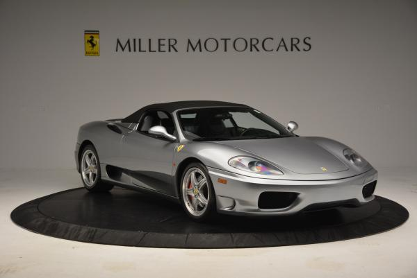 Used 2004 Ferrari 360 Spider 6-Speed Manual for sale Sold at Alfa Romeo of Greenwich in Greenwich CT 06830 23