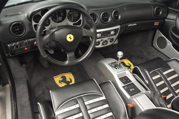 Used 2004 Ferrari 360 Spider 6-Speed Manual for sale Sold at Alfa Romeo of Greenwich in Greenwich CT 06830 25