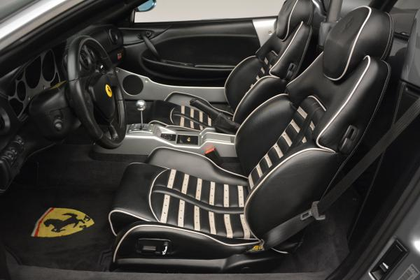 Used 2004 Ferrari 360 Spider 6-Speed Manual for sale Sold at Alfa Romeo of Greenwich in Greenwich CT 06830 26