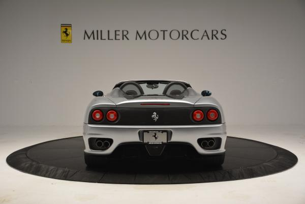Used 2004 Ferrari 360 Spider 6-Speed Manual for sale Sold at Alfa Romeo of Greenwich in Greenwich CT 06830 6