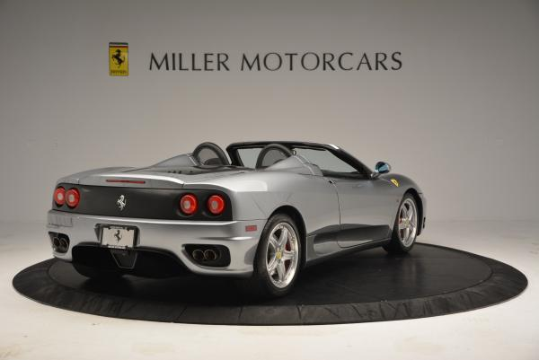 Used 2004 Ferrari 360 Spider 6-Speed Manual for sale Sold at Alfa Romeo of Greenwich in Greenwich CT 06830 7