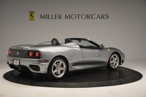 Used 2004 Ferrari 360 Spider 6-Speed Manual for sale Sold at Alfa Romeo of Greenwich in Greenwich CT 06830 8