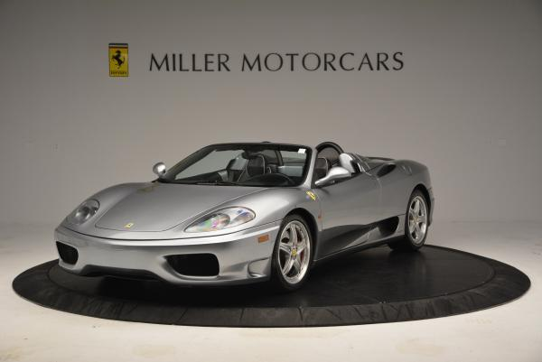 Used 2004 Ferrari 360 Spider 6-Speed Manual for sale Sold at Alfa Romeo of Greenwich in Greenwich CT 06830 1