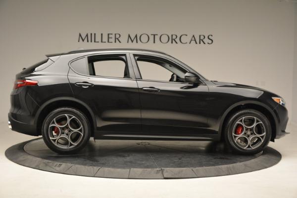 New 2018 Alfa Romeo Stelvio Sport Q4 for sale Sold at Alfa Romeo of Greenwich in Greenwich CT 06830 9