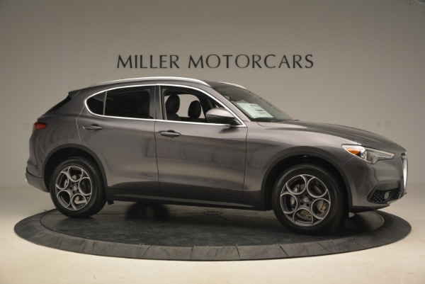 New 2018 Alfa Romeo Stelvio Sport Q4 for sale Sold at Alfa Romeo of Greenwich in Greenwich CT 06830 10
