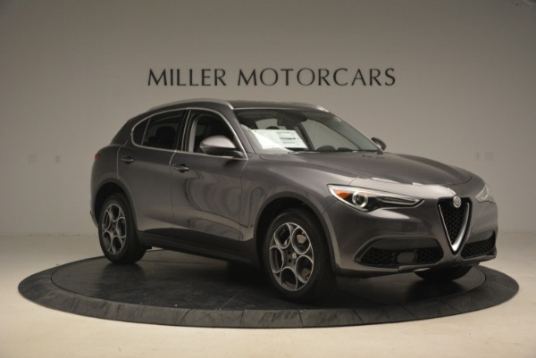 New 2018 Alfa Romeo Stelvio Sport Q4 for sale Sold at Alfa Romeo of Greenwich in Greenwich CT 06830 11