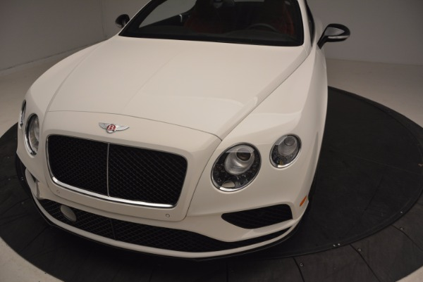 New 2017 Bentley Continental GT V8 S for sale Sold at Alfa Romeo of Greenwich in Greenwich CT 06830 14
