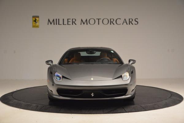 Used 2011 Ferrari 458 Italia for sale Sold at Alfa Romeo of Greenwich in Greenwich CT 06830 12