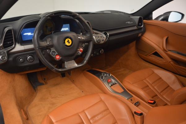 Used 2011 Ferrari 458 Italia for sale Sold at Alfa Romeo of Greenwich in Greenwich CT 06830 13
