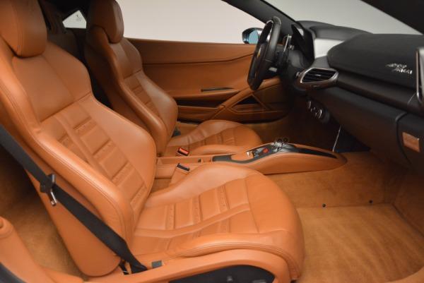 Used 2011 Ferrari 458 Italia for sale Sold at Alfa Romeo of Greenwich in Greenwich CT 06830 18