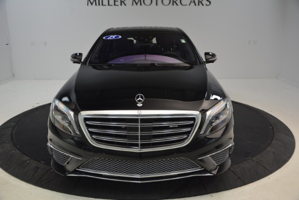 Used 2015 Mercedes-Benz S-Class S 65 AMG for sale Sold at Alfa Romeo of Greenwich in Greenwich CT 06830 13