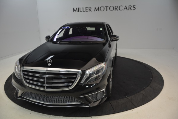 Used 2015 Mercedes-Benz S-Class S 65 AMG for sale Sold at Alfa Romeo of Greenwich in Greenwich CT 06830 14