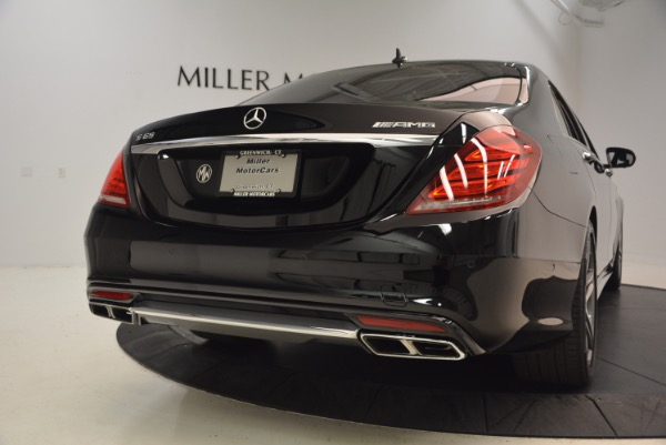 Used 2015 Mercedes-Benz S-Class S 65 AMG for sale Sold at Alfa Romeo of Greenwich in Greenwich CT 06830 17