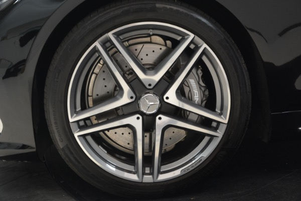 Used 2015 Mercedes-Benz S-Class S 65 AMG for sale Sold at Alfa Romeo of Greenwich in Greenwich CT 06830 18