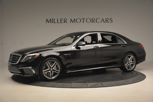 Used 2015 Mercedes-Benz S-Class S 65 AMG for sale Sold at Alfa Romeo of Greenwich in Greenwich CT 06830 2
