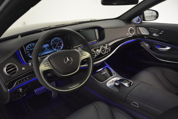 Used 2015 Mercedes-Benz S-Class S 65 AMG for sale Sold at Alfa Romeo of Greenwich in Greenwich CT 06830 23