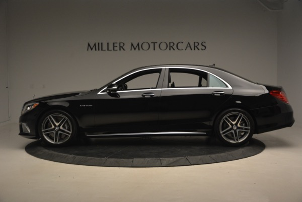 Used 2015 Mercedes-Benz S-Class S 65 AMG for sale Sold at Alfa Romeo of Greenwich in Greenwich CT 06830 3