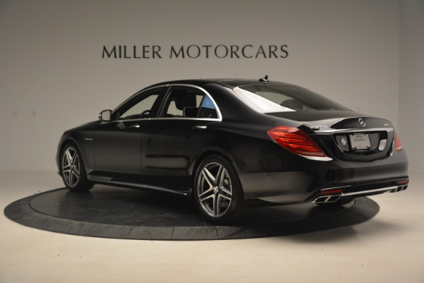 Used 2015 Mercedes-Benz S-Class S 65 AMG for sale Sold at Alfa Romeo of Greenwich in Greenwich CT 06830 5