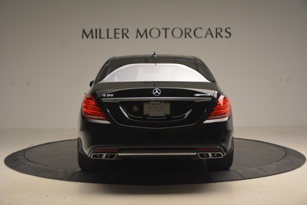 Used 2015 Mercedes-Benz S-Class S 65 AMG for sale Sold at Alfa Romeo of Greenwich in Greenwich CT 06830 6