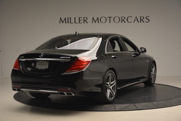 Used 2015 Mercedes-Benz S-Class S 65 AMG for sale Sold at Alfa Romeo of Greenwich in Greenwich CT 06830 7