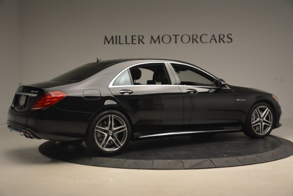 Used 2015 Mercedes-Benz S-Class S 65 AMG for sale Sold at Alfa Romeo of Greenwich in Greenwich CT 06830 8