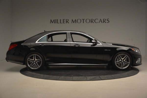 Used 2015 Mercedes-Benz S-Class S 65 AMG for sale Sold at Alfa Romeo of Greenwich in Greenwich CT 06830 9